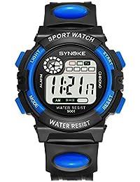 Uhren Neueste Kollektion Von Synoke Männer Uhr Relogio Masculino Multifunktions Digitale G Sport Shock Uhren Led Quarz Alarm Wasserdichte Armbanduhr Digitale Uhren