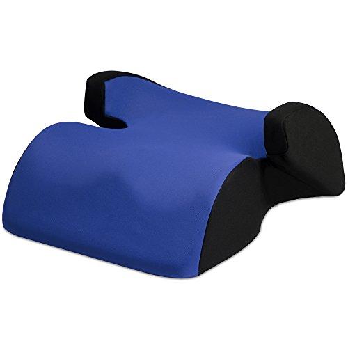 Kindersitzerhöhung Techno Sitzerhöhung Kindersitz Autokindersitz Autositz Kind Sitz Erhöhung - Blau - Gruppe 2/3 (ab 3 bis 12 Jahren)