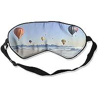 Sleep Eye Mask Hot Air Balloon Lightweight Soft Blindfold Adjustable Head Strap Eyeshade Travel Eyepatch E9 preisvergleich bei billige-tabletten.eu