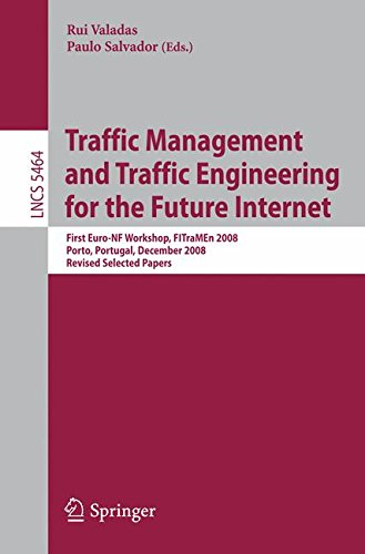 Traffic Management and Traffic Engineering for the Future Internet: First Euro-NF Workshop, FITraMEn 2008, Porto, Portugal, December 2008, Revised ... Notes in Computer Science, Band 5464) Hardware H. 264-system