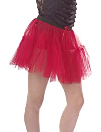 Neon Tutu Skirt, 14 inches Long, 2 tiered, size 8 to 20