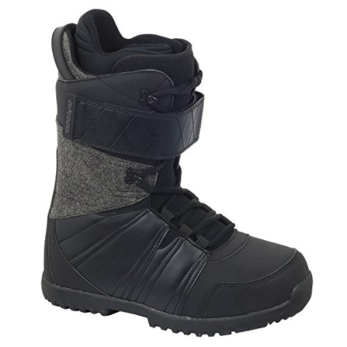 AIRTRACKS SNOWBOARD SOFTBOOTS STAR SCHWARZ - 44