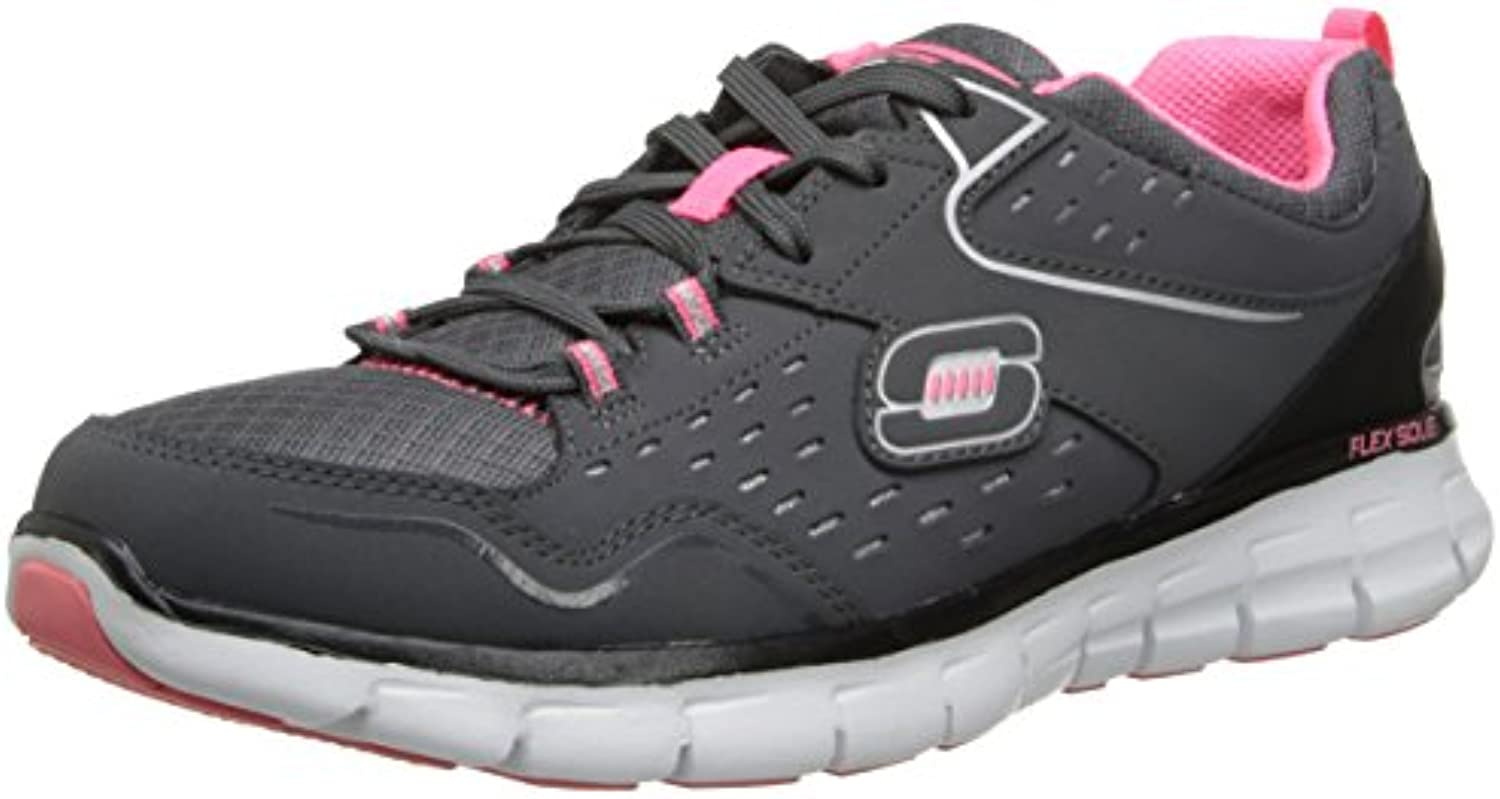 7028d70cbc4b Skechers Row USA Skechers Womens Synergy Parent Front Row Low-Top Trainers  Parent B00I3D2S6K d045a7d - www.wildaggressivedog.com