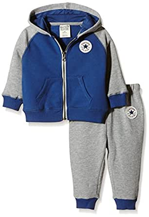 Converse Baby Boys Hoodie and Pant Clothing Set: Amazon.co ...