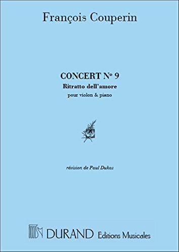 Concert N 9 Violon-Piano