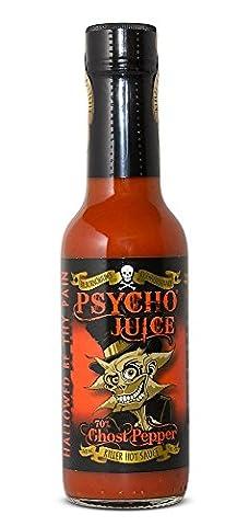 Psycho Juice 70% Ghost Pepper