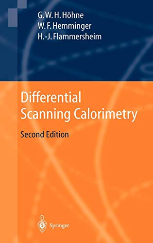 Differential Scanning Calorimetry: An Introduction for Practitioners