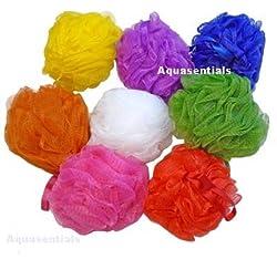 Aquasentials Small Mesh Pouf Sponge (...