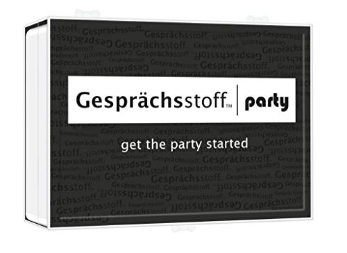 Kylskapspoesi AB Gesprächsstoff: Party Importación Alemana