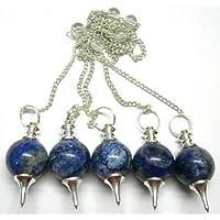 Schönes Set von fünf Lapis Lazuli Dowsing Wahrsagung Pendeln Reiki Psychic Energie Wellness Positive Energie Schutzhülle... preisvergleich bei billige-tabletten.eu