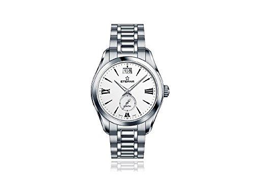 Eterna Lady KonTiki Quartz Watch, Ronda 6004.B, 36,4mm, 10 ATM, 1270.41.12.1731