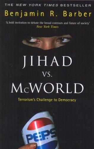 Jihad Vs McWorld (English Edition) Armee-digital-parka