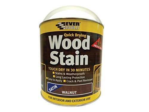 everbuild-evbwswn25l-25-litre-quick-dry-wood-stain-satin-walnut-by-everbuild