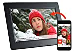 Feelcare 10 Inch Smart Wifi Digital Photo Frame with Touch Screen, 800x1280 IPS