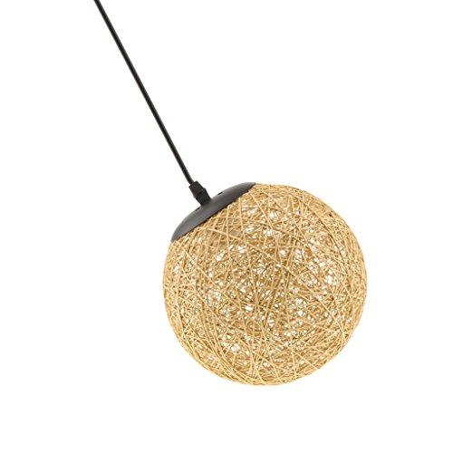 Sharplace Abat-Jour Suspension de Plafond 20cm - De Lin