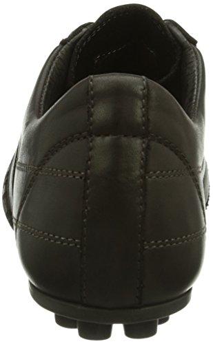 Bikkembergs 641021, Baskets mode mixte adulte Marron