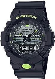 Casio G-Shock GA-800DC-1ADR Men's Digital-Analog Wrist W