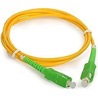 Fibre optique pour Orange Livebox, SFR La box fibre,Bouygues Telecom BBox - 2 mètres