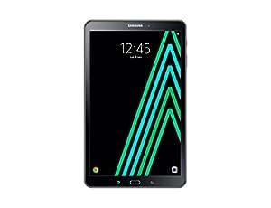 Samsung Galaxy Tab A Tablette Tactile FHD 10,1 Pouces Noir (Octo Core, 2 Go de RAM, Disque Dur 16 Go, Android 6.0) [Ancien Modèle]