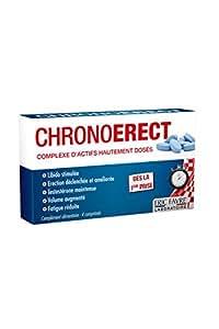 Chrono Erect blister de 4 Gélules