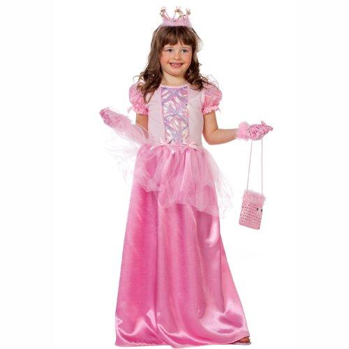 NEU Kinder-Kostüm Prinzessin Daphne, rosa Gr. (Kostüm Daphne)