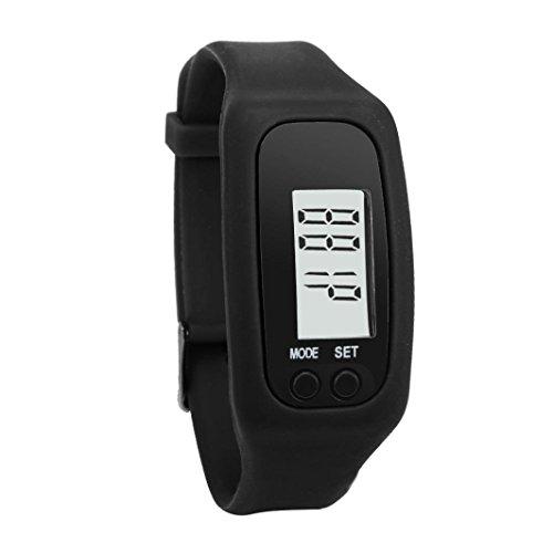 Pedometro Da Polso Orologio Fitness Band LCD