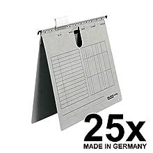 Hanging File Assortment Hanging File 25er Pack Grey
