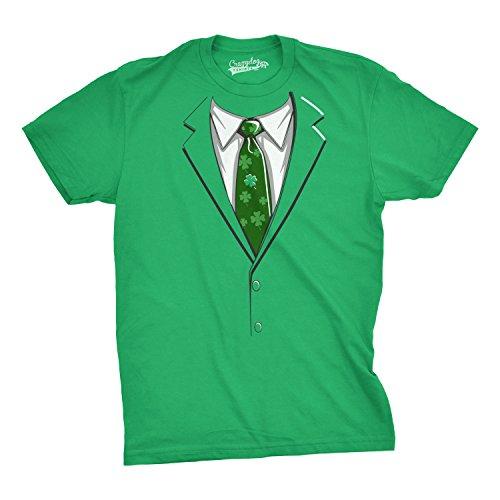 crazy-dog-tshirts-green-irish-tuxedo-t-shirt-funny-st-patricks-day-shirt-green-4xl-camiseta-divertid