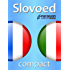 Slovoed Compact Italian-French dictionary (Slovoed dictionaries) (Italian Edition)