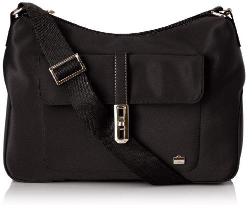 La Bagagerie Allée Z, Sac porté épaule Noir (Noir/Noir)