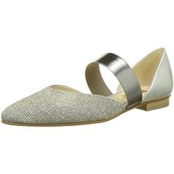 Gabor Shoes Damen Fashion Pumps, Silber (Platino/Puder 62), 38.5 EU
