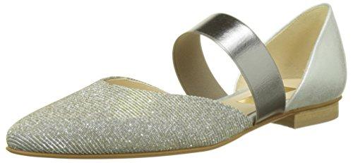 Gabor Fashion, Chaussures Femme À Talon Argenté (platine / Puder 62)