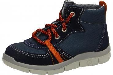 Ricosta  65 2025400/174 174, {Chaussures premiers pas pour bébé (garçon) Bleu
