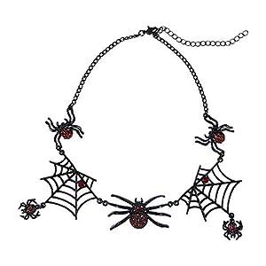 WIDMANN?Collar arañas diamantes Womens, Plata, talla única, vd-wdm09662