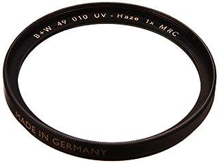 B+W Clear UV Haze MRC 010M - Filtro Sky/UV para (49 mm) (B0000BZL2Y) | Amazon price tracker / tracking, Amazon price history charts, Amazon price watches, Amazon price drop alerts