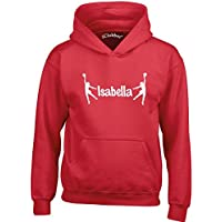 iClobber Netball Hoodie Personalised with your Name