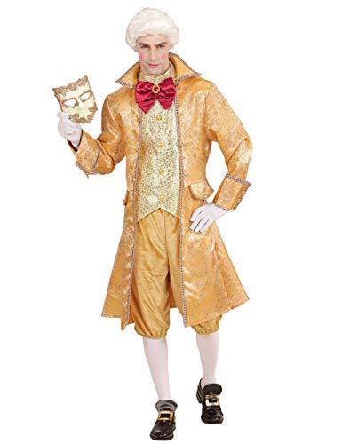 Widmann-wdm06442 costume adulto uomo, multicolore, wdm06442