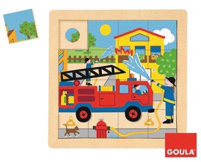 Diset 53073 - Puzzle Bomberos de Diset