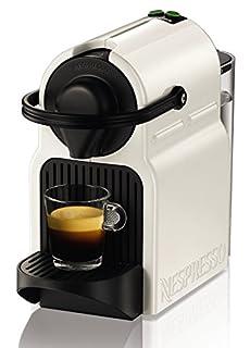 Nespresso Krups Inissia XN1001 - Cafetera monodosis de cápsulas Nespresso, 19 bares, apagado automático, color blanco (B00G98EJHM) | Amazon price tracker / tracking, Amazon price history charts, Amazon price watches, Amazon price drop alerts