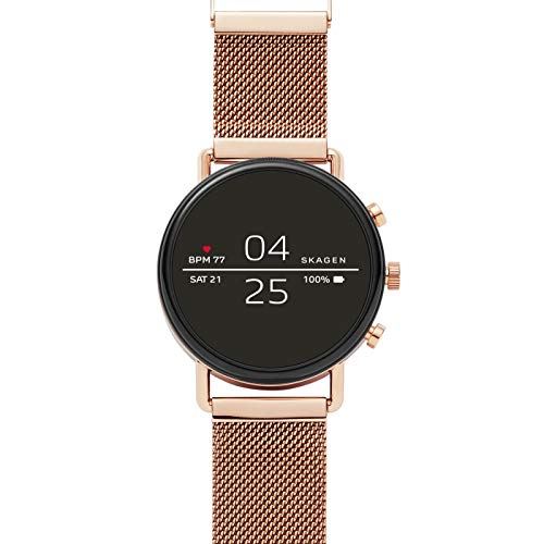 Smartwatch Skagen Connected Falster 2 Gen 4 Steel Rose Gold SKT5103