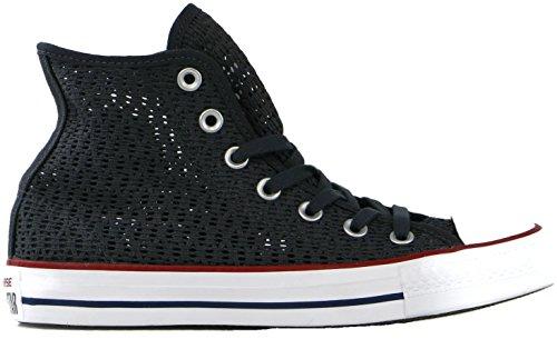 Converse Chuck Taylor ?? Tutte le stelle?? Crochet High Top Sneaker Black