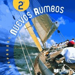 Nuevos rumbos : 2nde, pour la classe (CD audio)