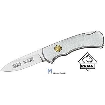Puma 220700 4 star mini wood Taschenmesser Jacaranda: Amazon