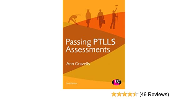 Passing ptlls assessments further education and skills ebook ann passing ptlls assessments further education and skills ebook ann gravells amazon kindle store fandeluxe Choice Image