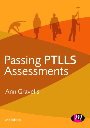 Passing ptlls assessments further education and skills ebook ann passing ptlls assessments further education and skills by gravells ann fandeluxe Gallery