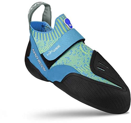 Mad Rock Haywire - Chaussures d escalade - Bleu Pointures UK 5  4f26d32655a