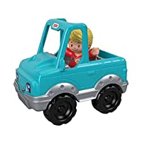 Fisher-Price Little People Vehicle and Figure - Cowboy and Truck