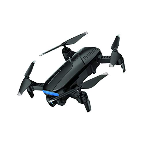 Webla Drone Flux Optique Double Pliage Quadcopter Batterie Batterie Version Optique 2.4 Ghz 4Ch Attitude Hold WiFi 720P Flux Optique Dual Camera Rc Quadcopter Drone