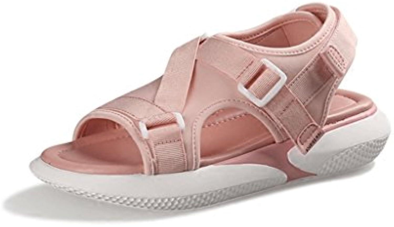 tong chaussures confortable femme été léger et confortable chaussures fashion sandales femelle (taille: 7,0) e56ded