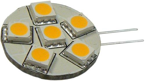 Lumo F2550 LED 6 Transax Halogen G4, Warm White